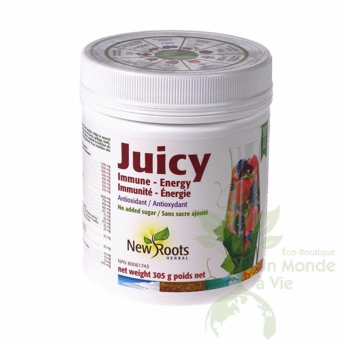 Juicy immunite-énergie 305g