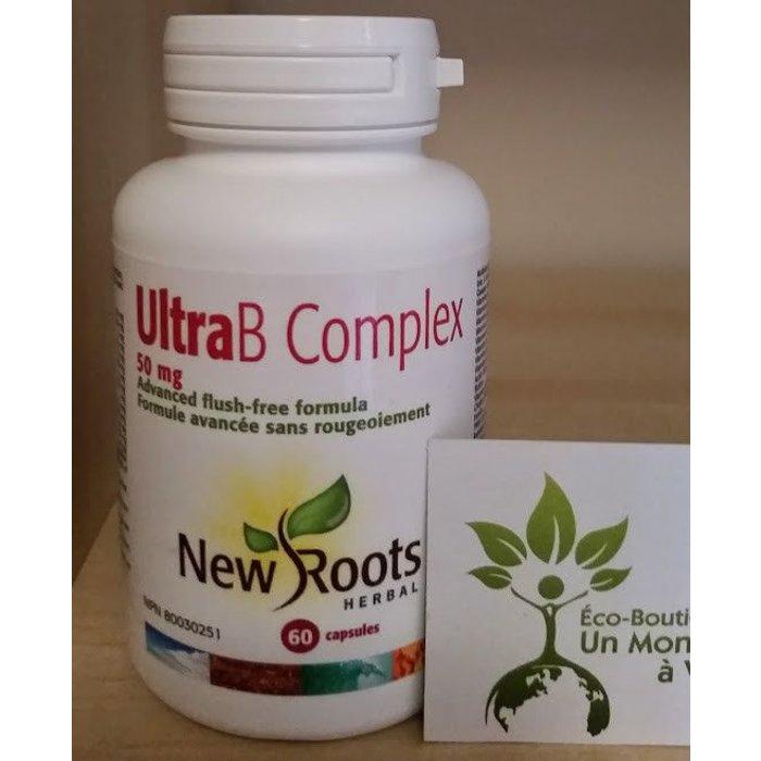 UltraB Complex 50 mg 60 capsules