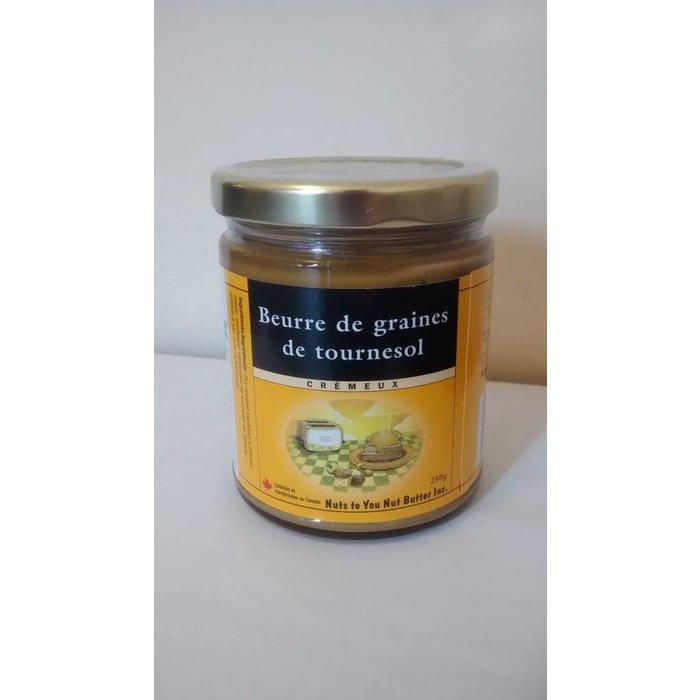 NUTS TO YOU Beurre de graines de tournesol 250 g