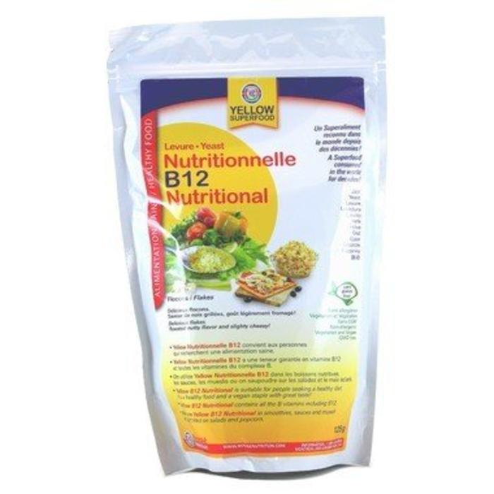 YELLOW Levure nutritionnelle B12 100g