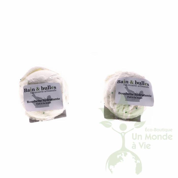 BAIN & BULLES Bombe moussante de luxe