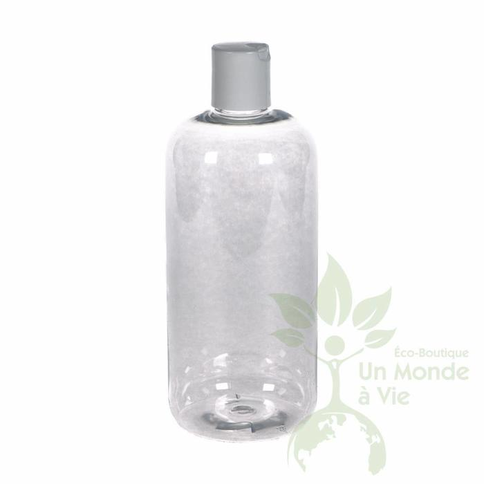 Bouteille 500 ml claire