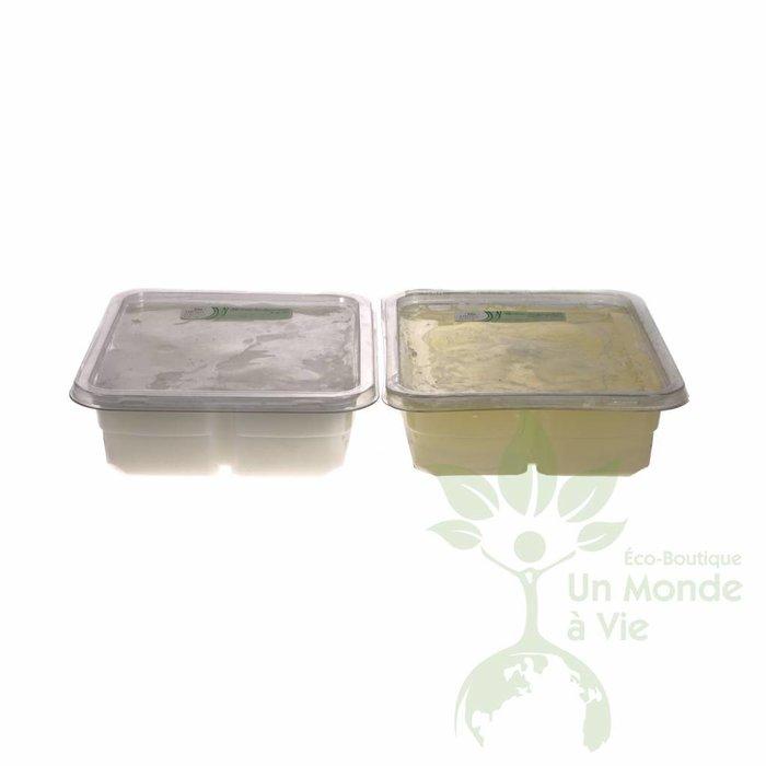 Glycerine olive / chevre / soya / karite / ou avec agent de suspension