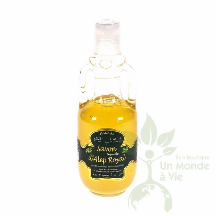Savon d'Alep liquide  250 ml