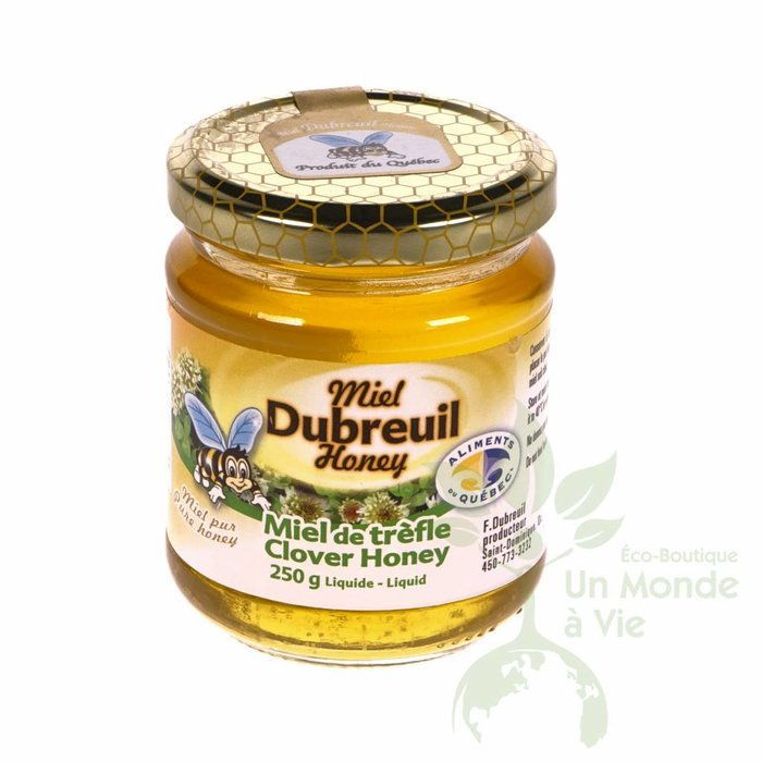 Miel crémeux blanc 250g