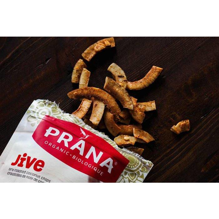 Jive (croustilles de noix de coco bio au chili epice) 100g