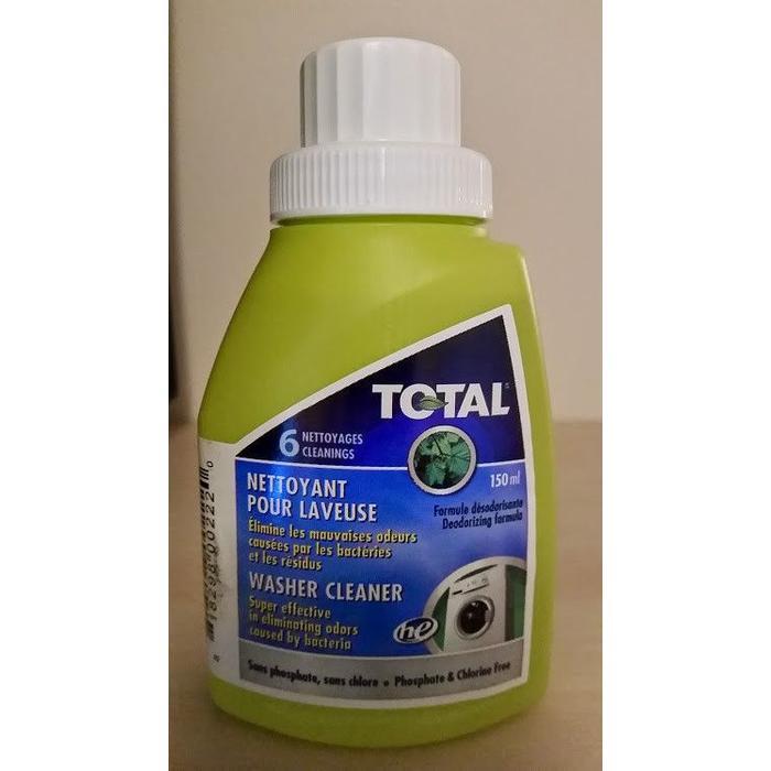 Nettoyant de laveuse antibactérien 150ml