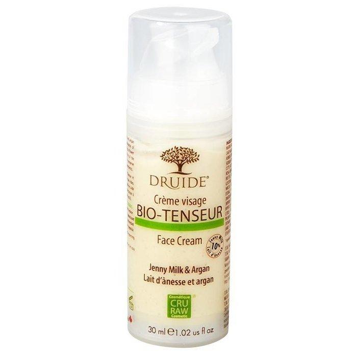 Creme visage bio-tenseur - Lait d'anesse et argan 30 ml