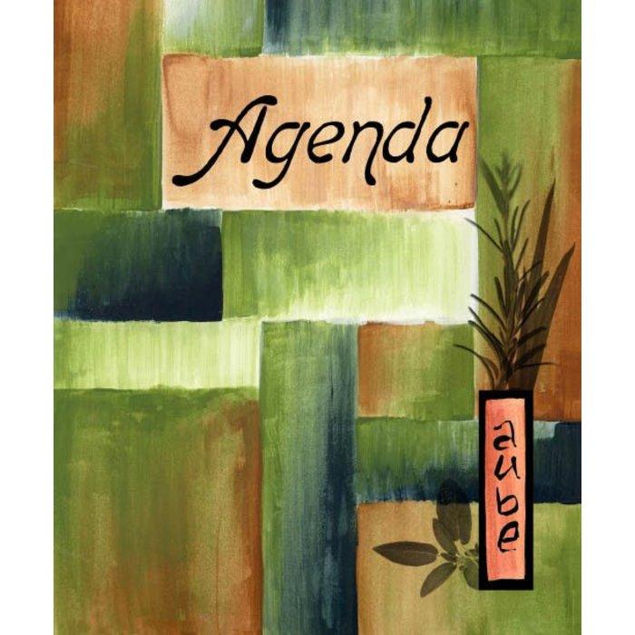 Agenda Aube annuel (janvier-decembre)