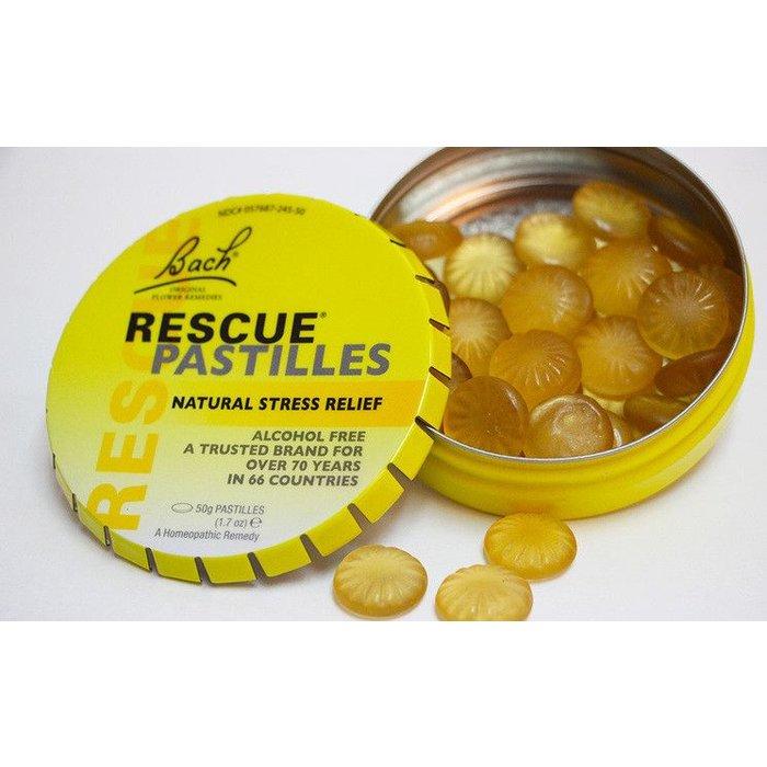 Pastilles Rescue saveur originale 50g