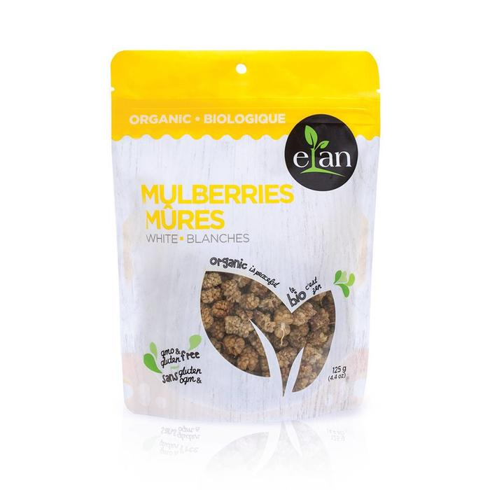 Mures blanches bio 125g