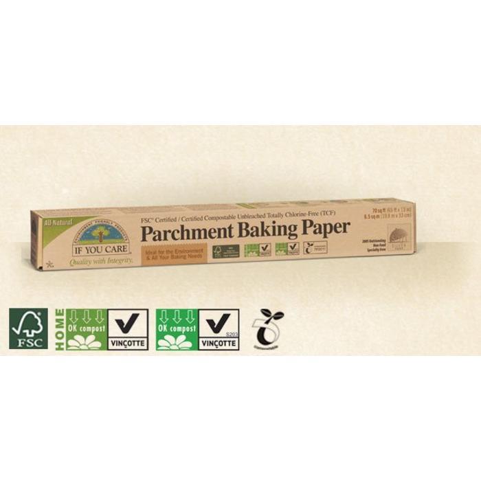 Papier de cuisson parchemin