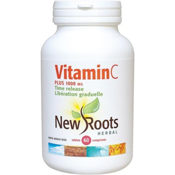 Vitamine C plus 60 capsules
