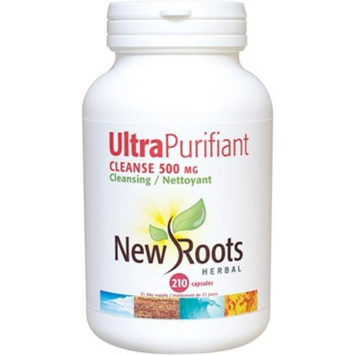 Ultra Purifiant Nettoyant 500mg 210 capsules