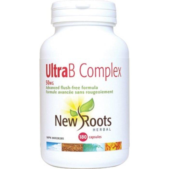 UltraB Complex + vitamine C 180 capsules