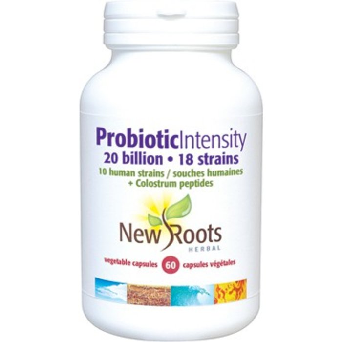 Probiotiques intensite 20 milliards 60 capsules