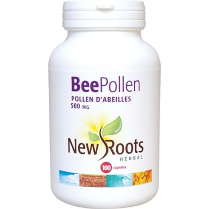 Pollen d'abeille 100 capsules