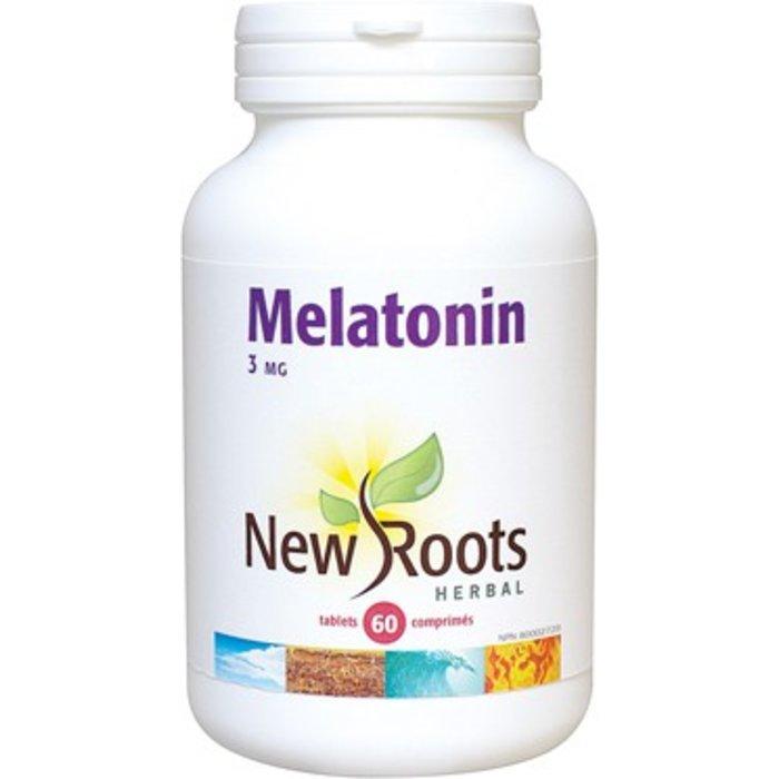 Melatonine 3 mg 60 capsules
