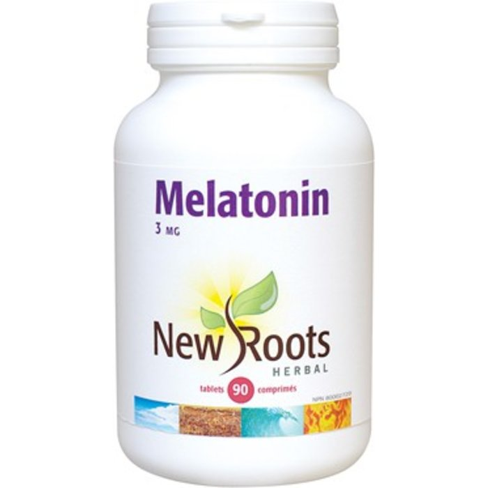 Melatonine 3 mg 90 capsules