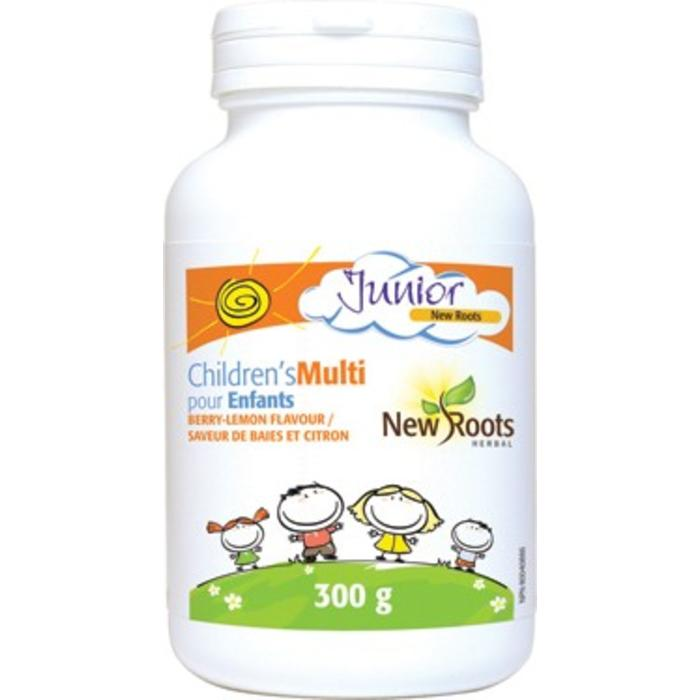 Junior Multi pour enfants (baies et citron) 300g