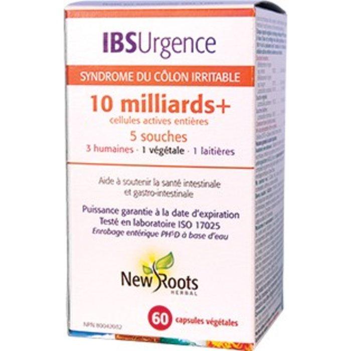 IBS Urgence 10 milliards 60 capsules