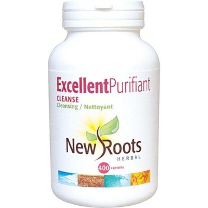 Excellent purifiant nettoyant 500mg 400 caps.