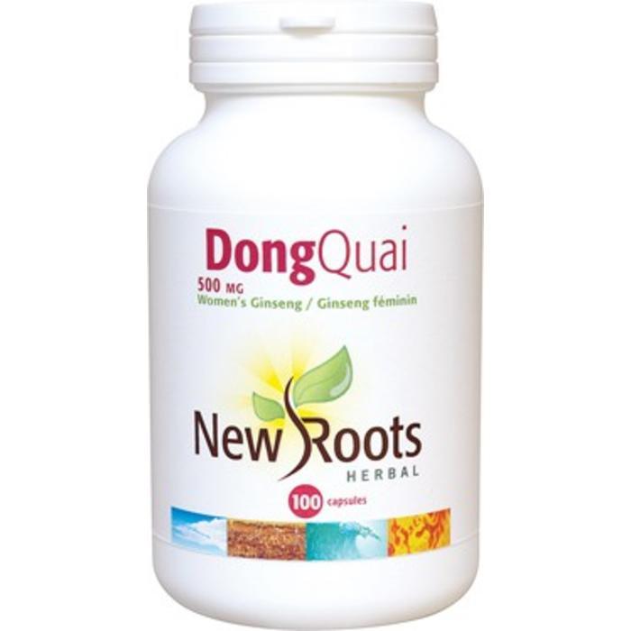DongQuai 500mg 100 capsules