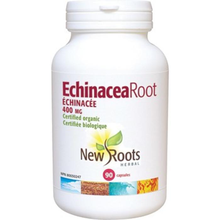 Echinacee racine bio 400mg 90 capsules