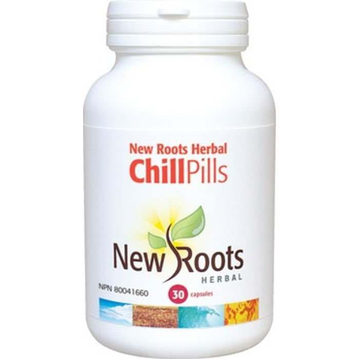 Chill Pills 30 capsules