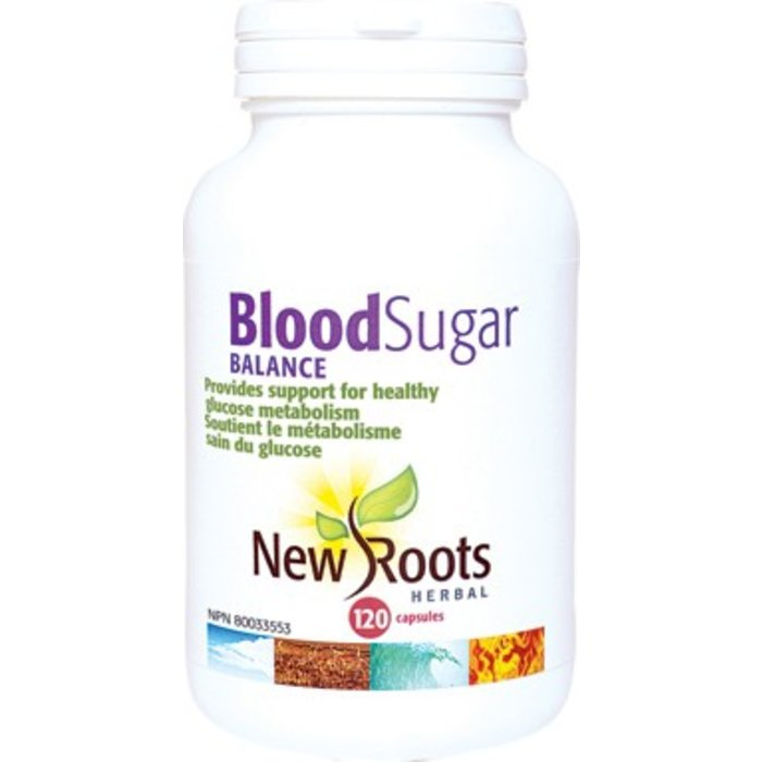 Blood Sugar balance 120 caps