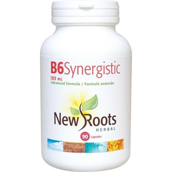 Vitamine B6 Synergique 100 mg 90 capsules