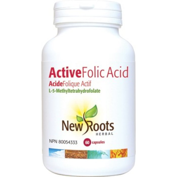 Acide Folique Actif 60 capsules