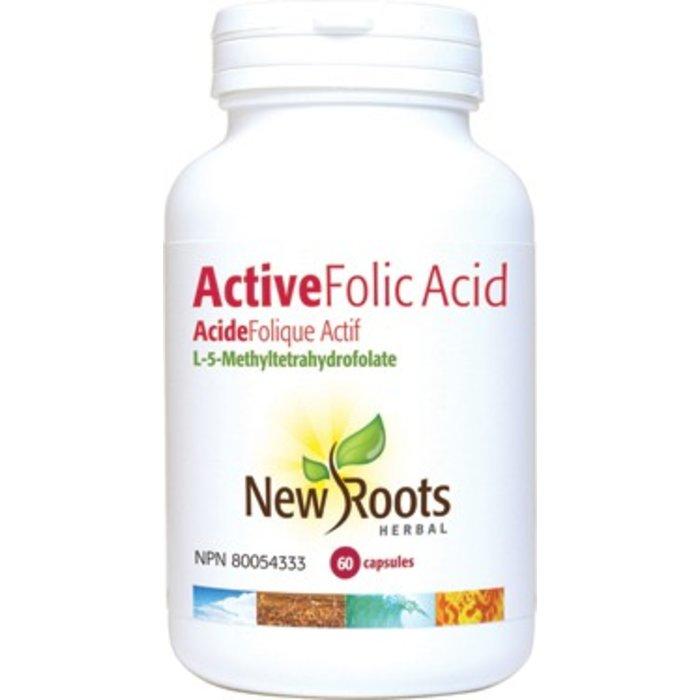 Acide Folique Actif 60 capsules