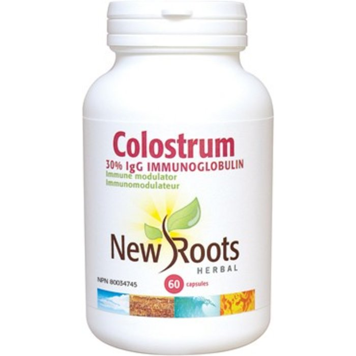 Colostrum 570 mg 60 caps