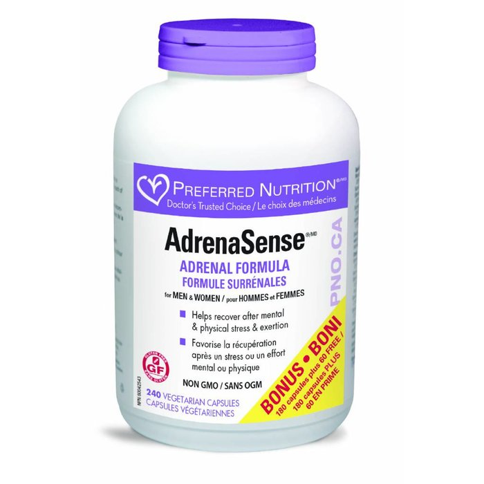 AdrenaSense Bonus 60 caps 240 caps
