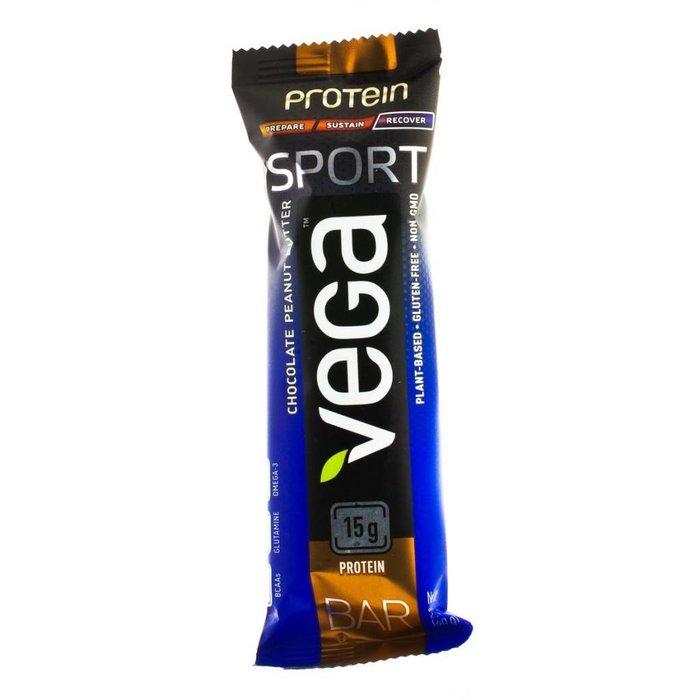 Sport chocolat et beurre d'arachide 60g