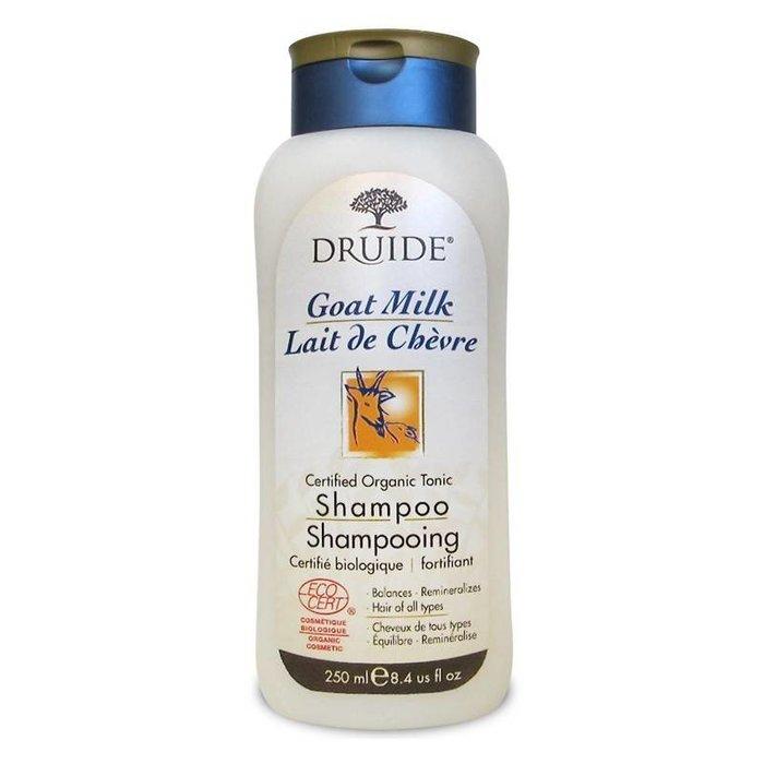 Shampooing Lait de chevre 250 ml
