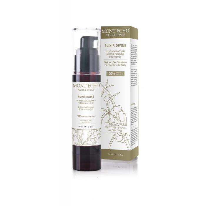 Elixir Divine huile reparatrice pour le corps 50 ml
