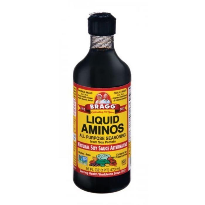 Sauce assaisonnement tout usage soya 473 ml