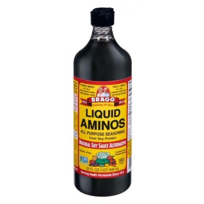 Sauce assaisonnement tout usage soya 946 ml