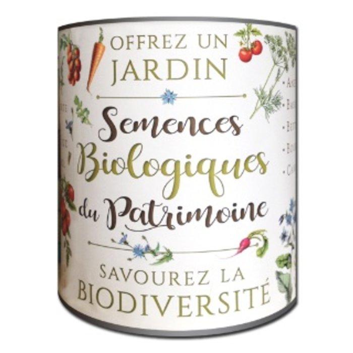 Ensemble complet pour jardiner bio - semences bio