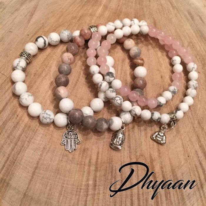 Bracelet Dhyaan - voir promo Dhyann -REG