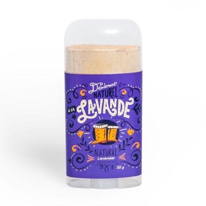 Deodorant naturel lavande 50g