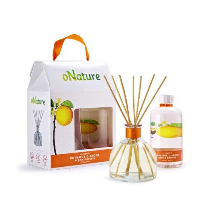 Diffuseur d'arome sain Orangerie (coffret)