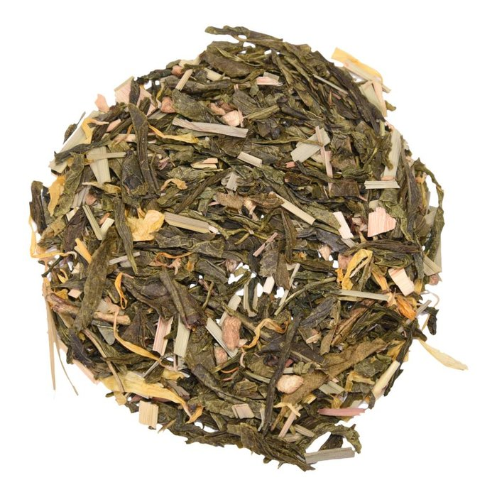 The Sencha canneberges et gingembre 50g