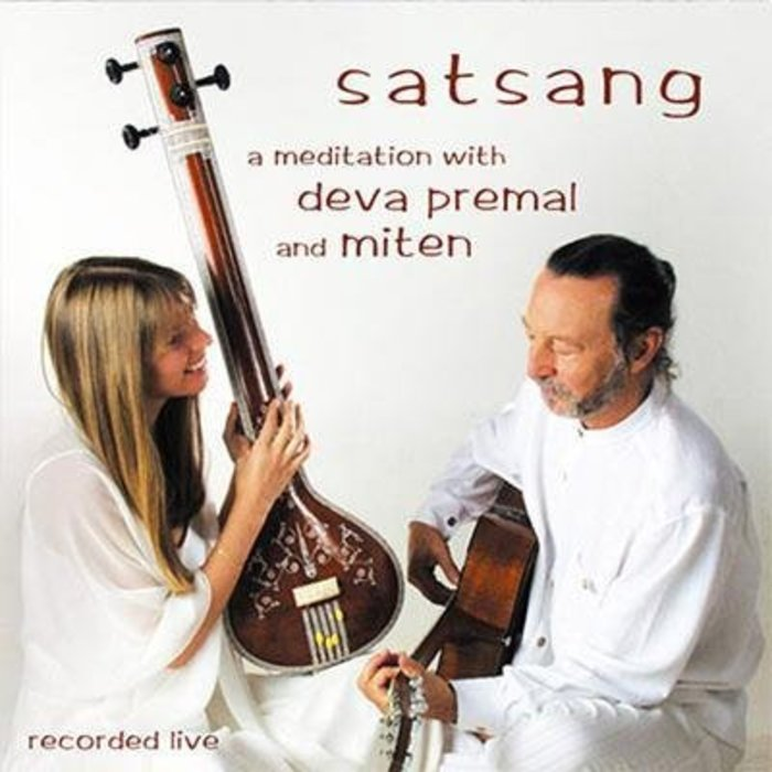 CD Deva Premal and Miten Satsang