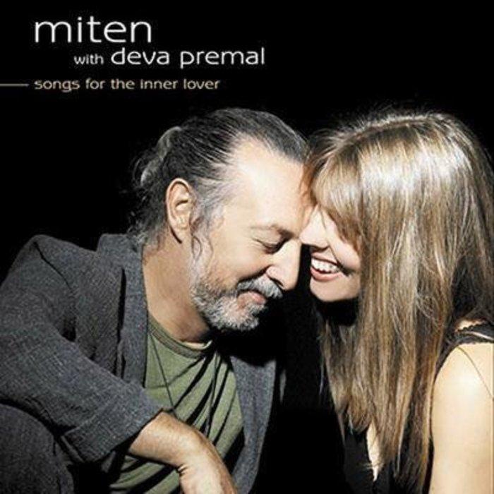 CD Miten with Deva Premal Songs for the Inner Lover