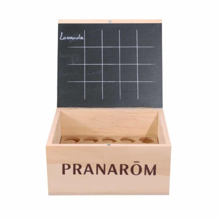 Pranarom Aromathèque en bois