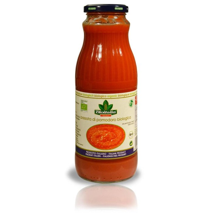 Coulis de tomates bio 700 ml