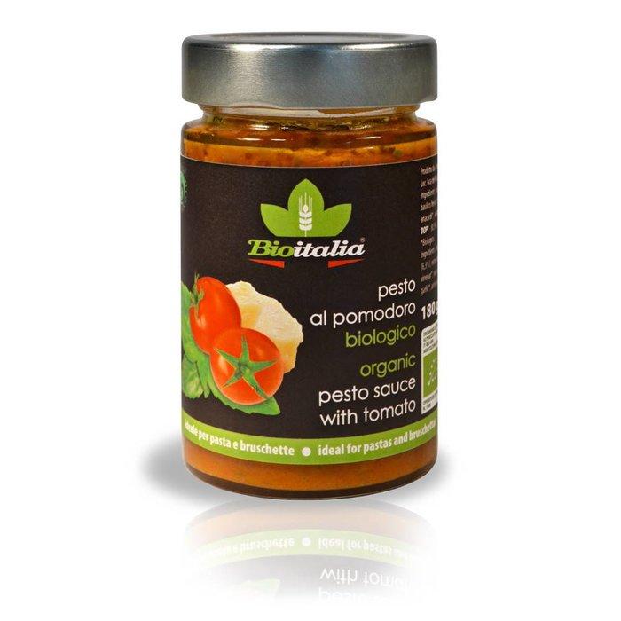 Pesto de tomates bio 160 ml